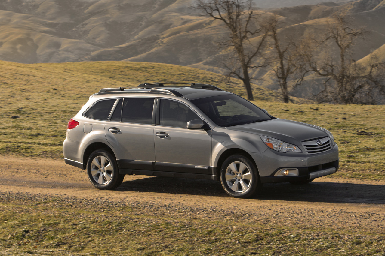Subaru Outback 2 5i technical details history photos on