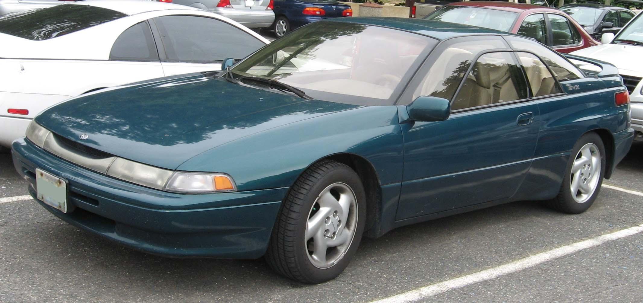 Suzuki Svx