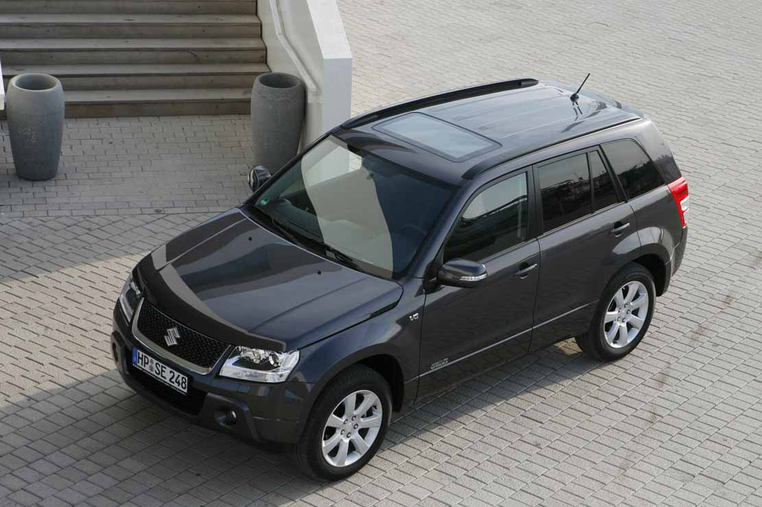suzuki grand vitara 1 9 ddis technical details history. Black Bedroom Furniture Sets. Home Design Ideas