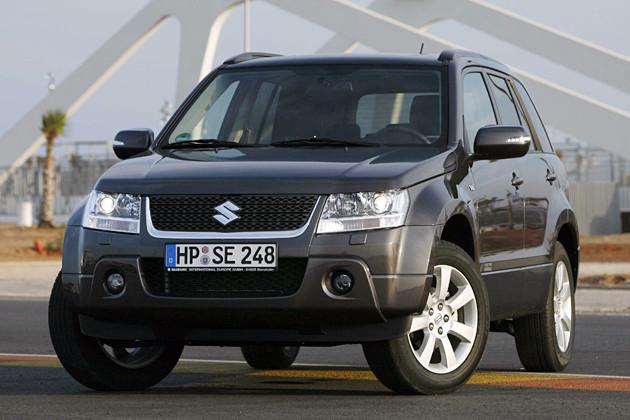 Suzuki Grand Vitara Jx Review
