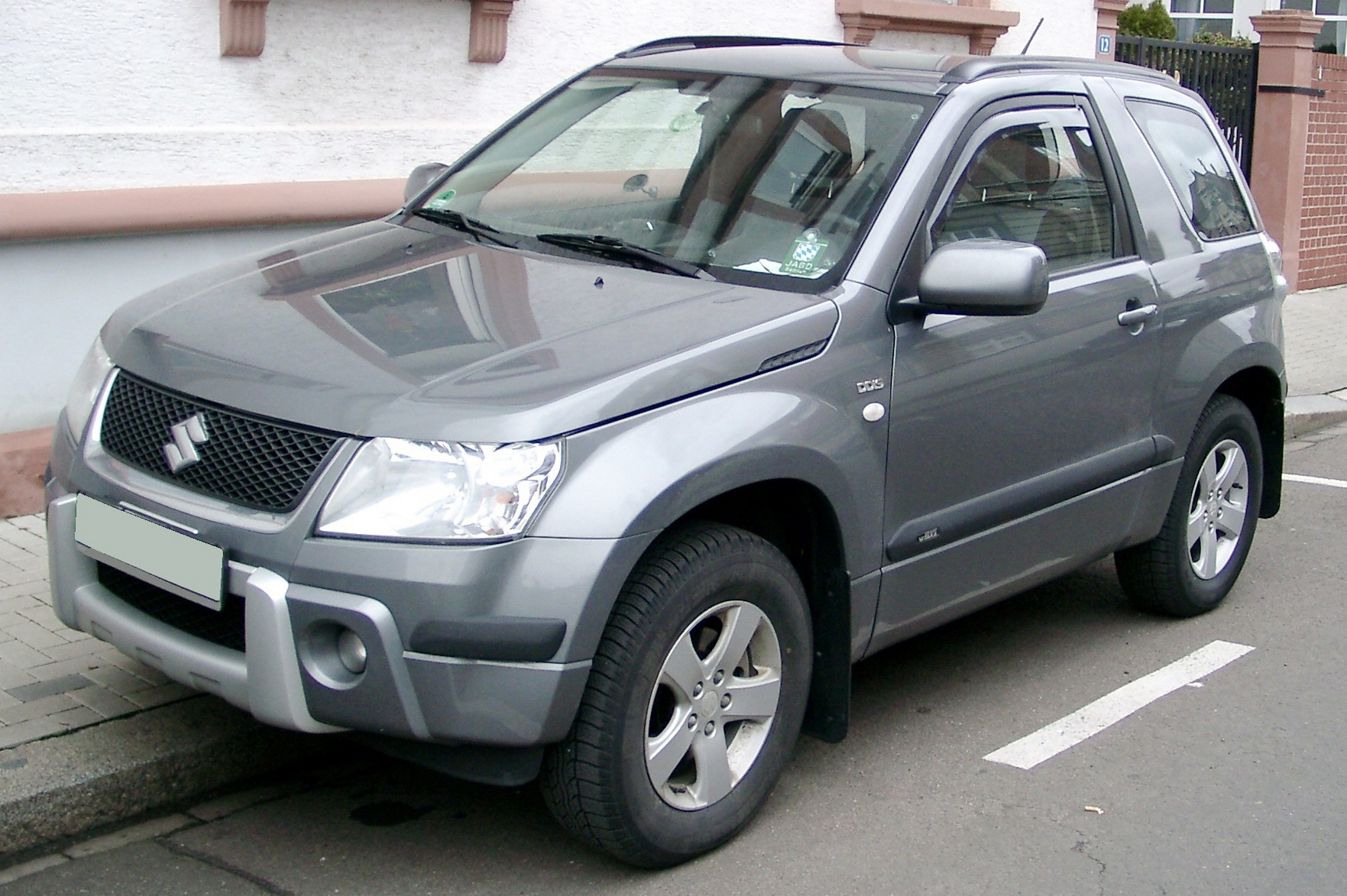 Auto Parts Suzuki Vitara
