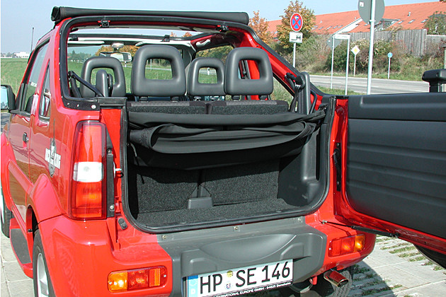 suzuki jimny rock am ring photos 13 on better parts ltd. Black Bedroom Furniture Sets. Home Design Ideas