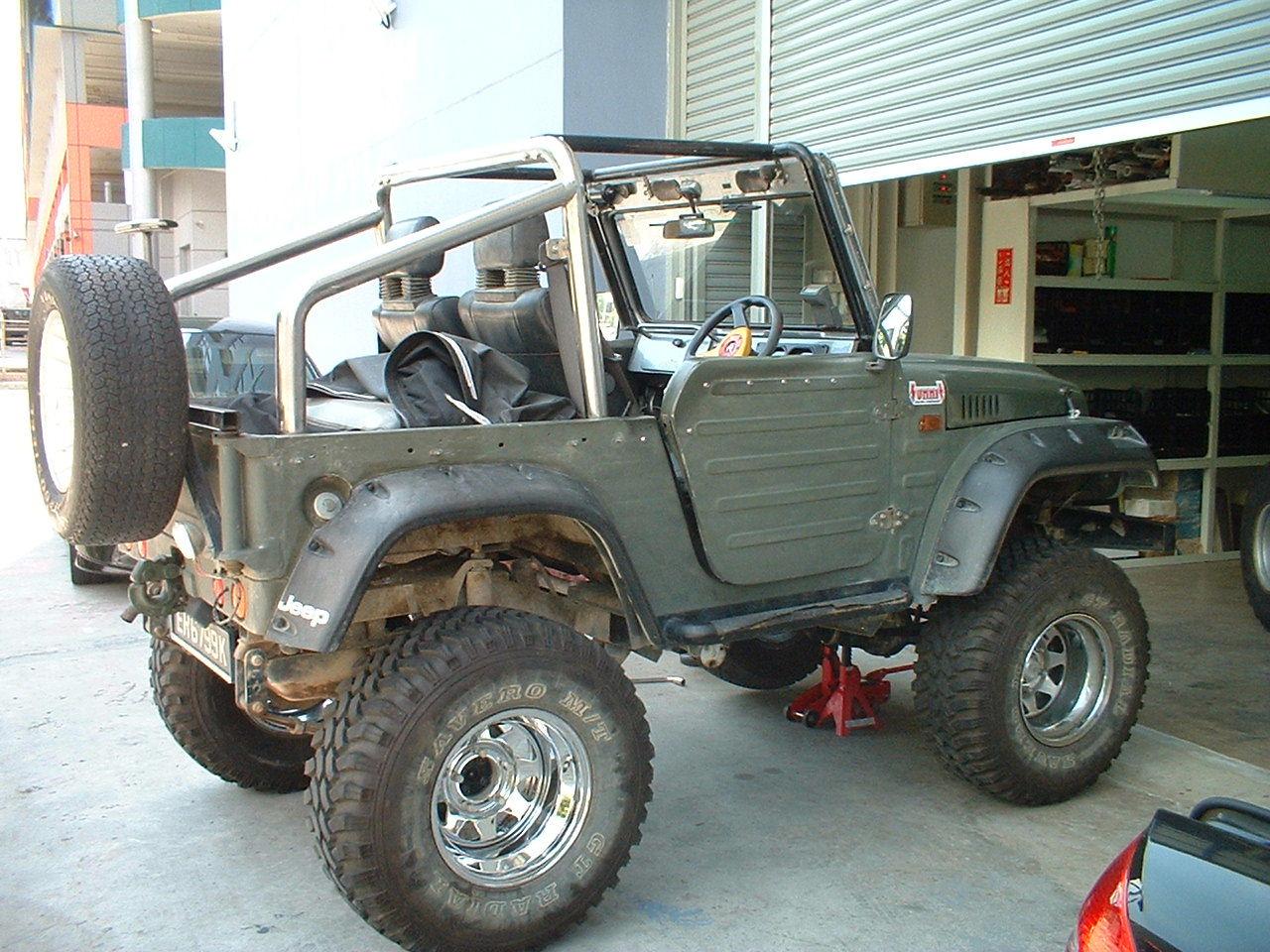 Suzuki Lj 80 Image 2