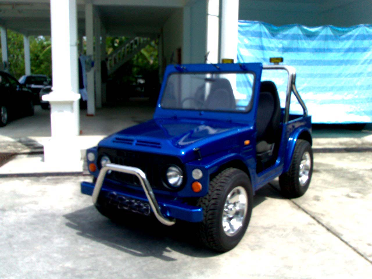 Suzuki LJ 80 photos #7 on Better Parts LTD