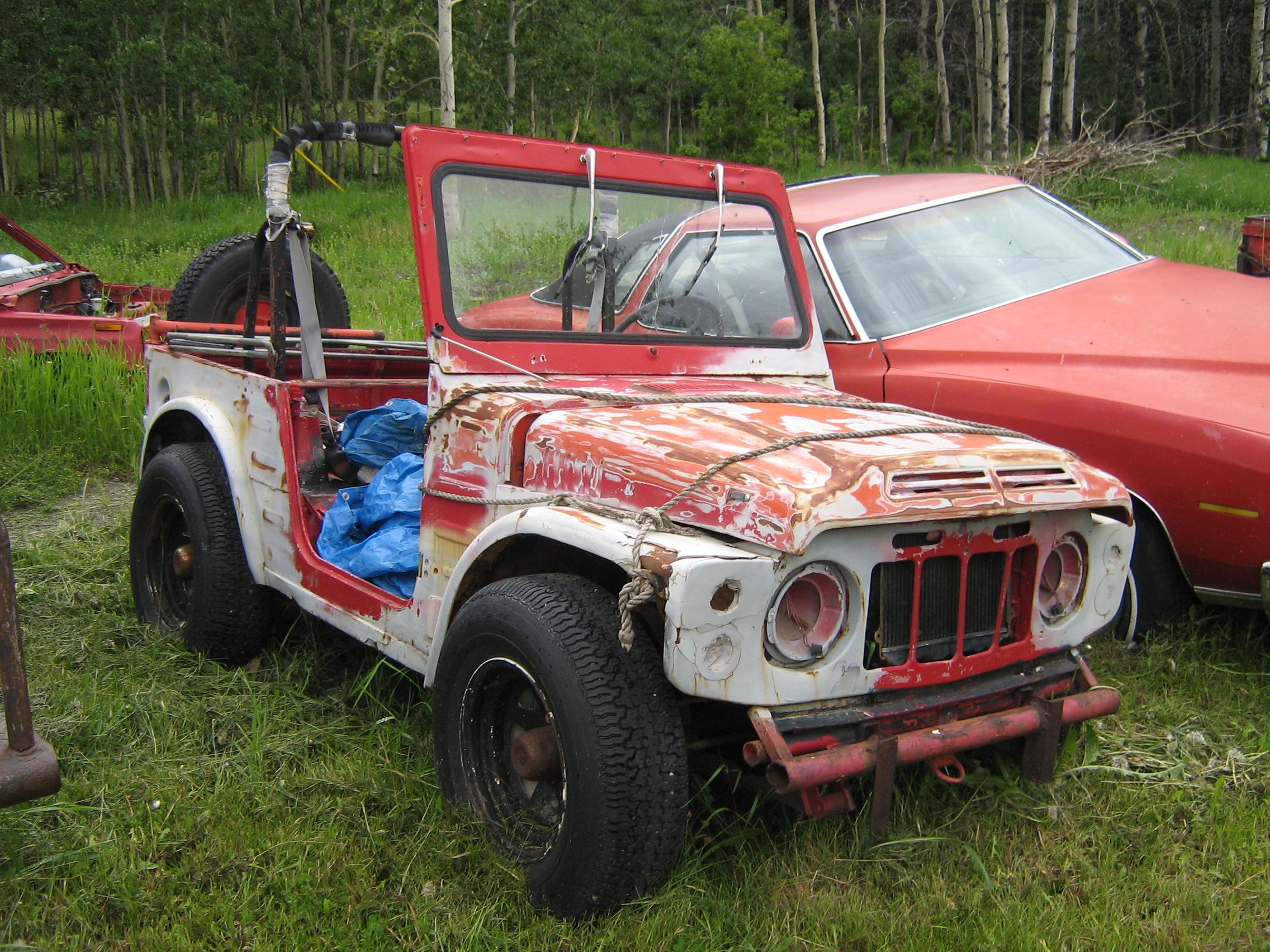 Suzuki lj 80 photo 08