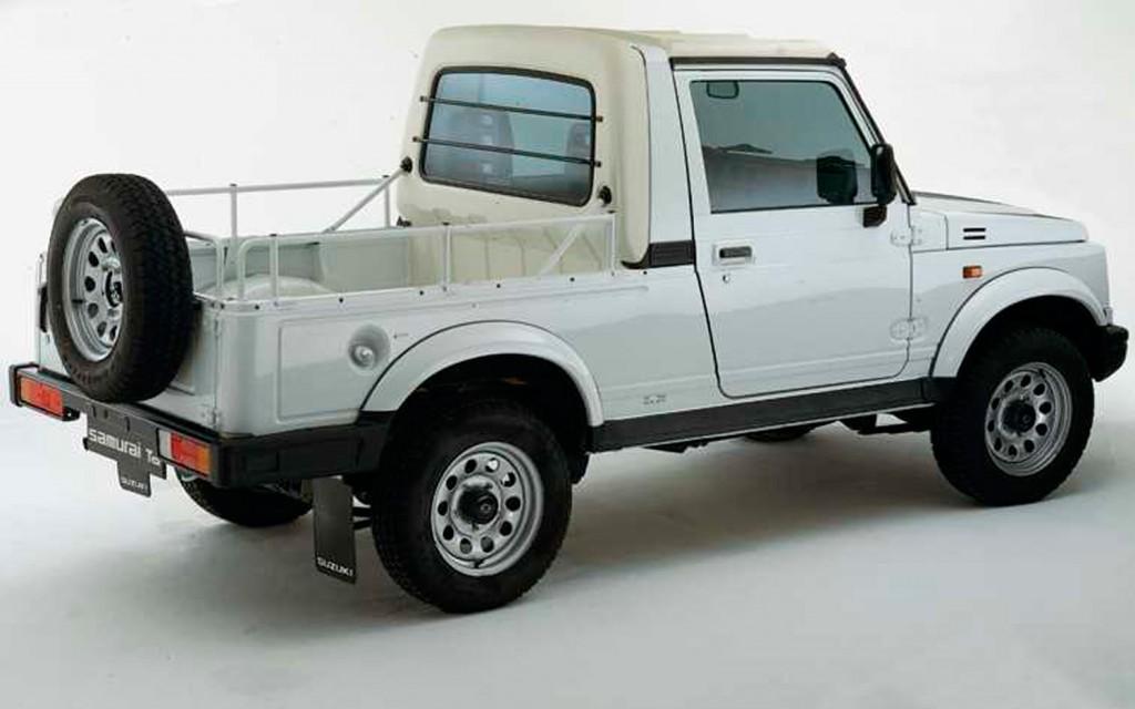 Jeeps For Sale In Va >> Suzuki Samurai history, photos on Better Parts LTD