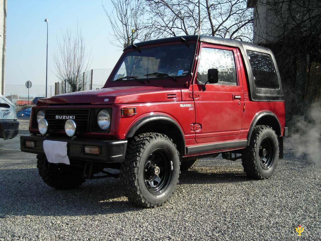 Suzuki SJ 413 image #6