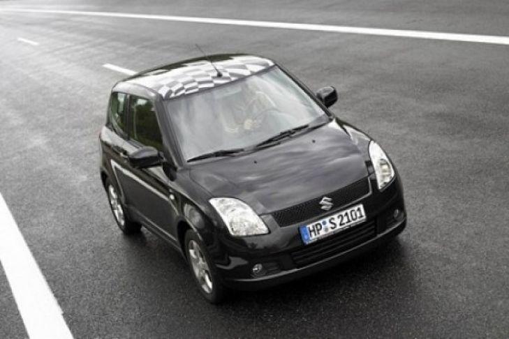Suzuki Swift Black Sport Edition 6