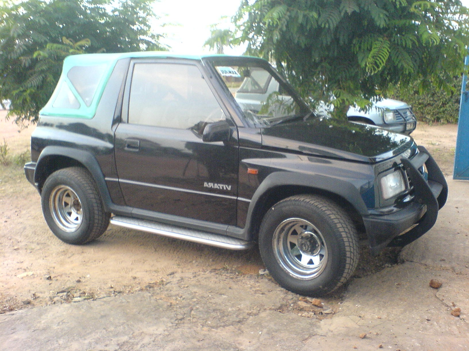 Suzuki Vitara history, photos on Better Parts LTD