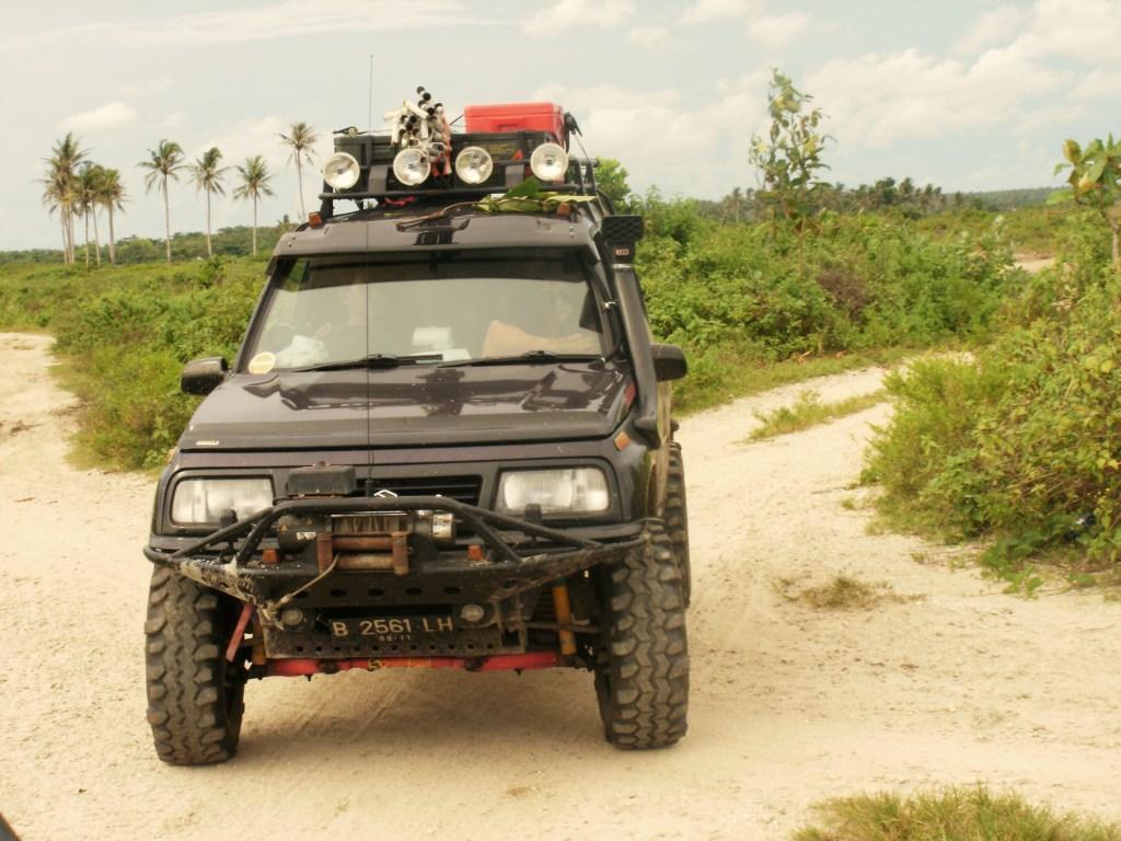 Off Road Jeep >> Suzuki Vitara photos #16 on Better Parts LTD