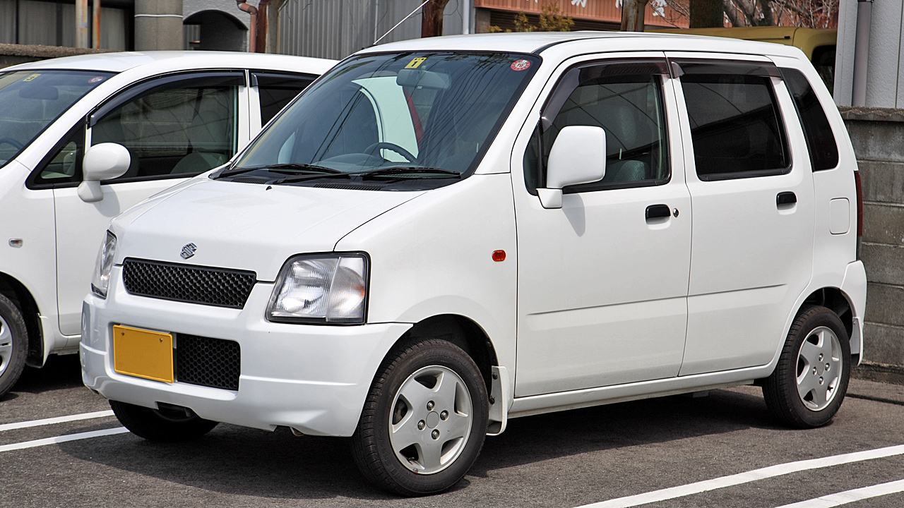 suzuki wagon r history  photos on better parts ltd