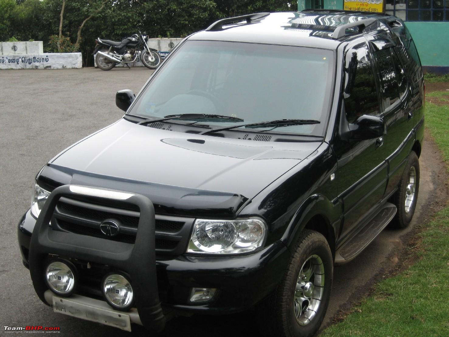 Tata Safari History Photos On Better Parts Ltd