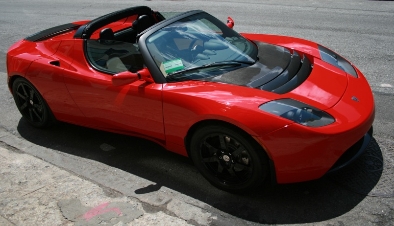 Tesla Roadster Sport photo 01
