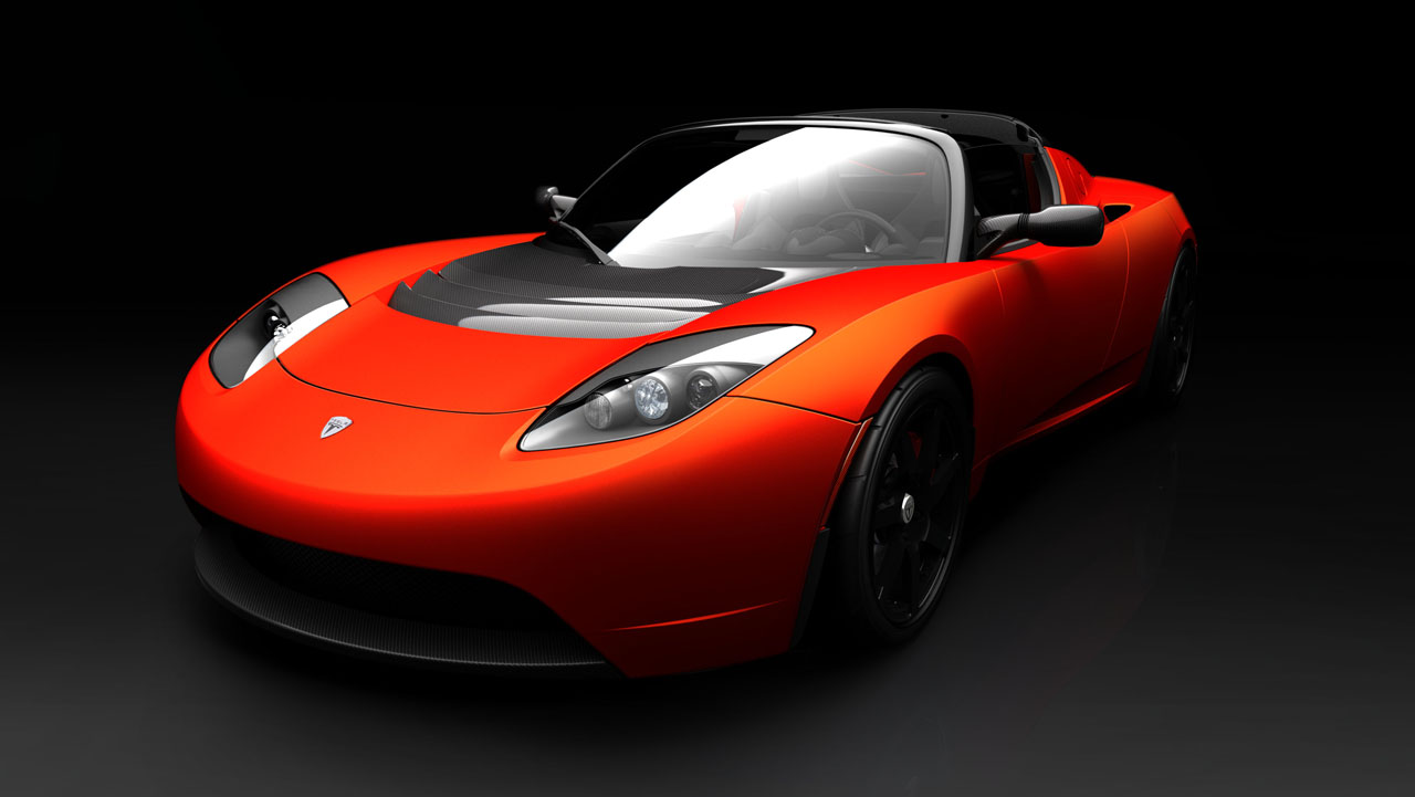 Tesla Roadster Sport photo 02