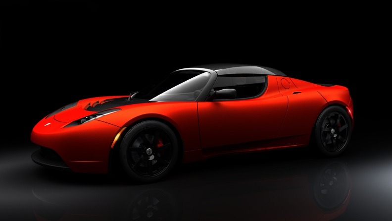 Tesla Roadster Sport photo 06