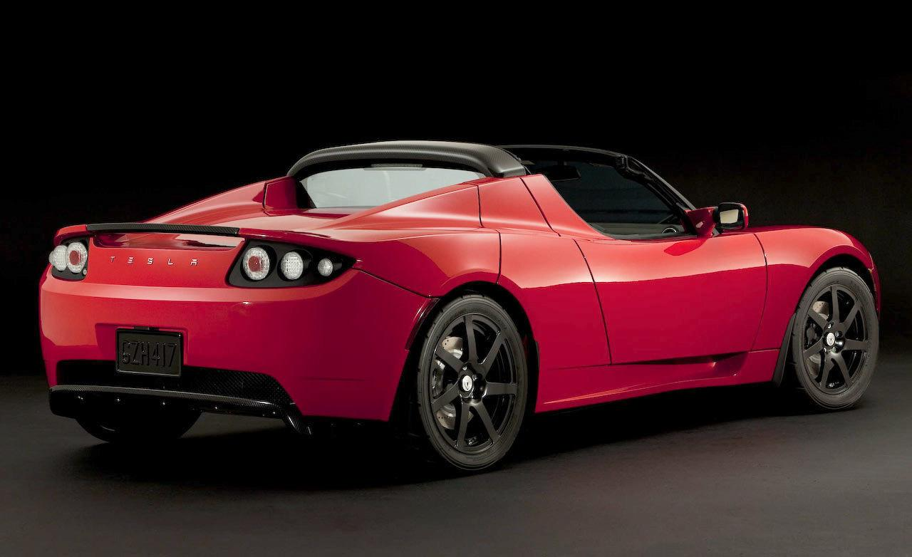Tesla Roadster Sport photo 09