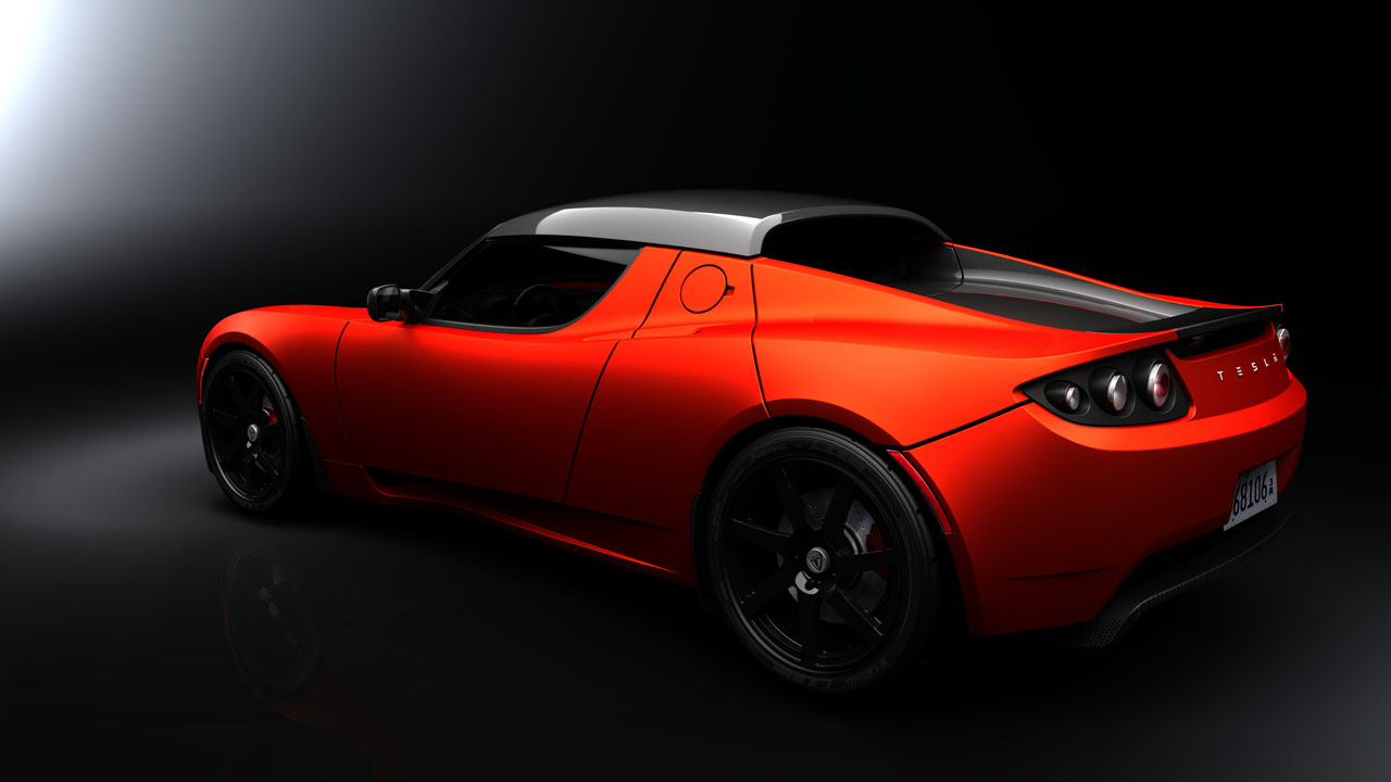 Tesla Roadster Sport photo 10