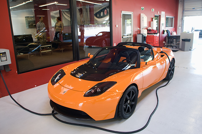 Tesla Roadster Sport photo 11