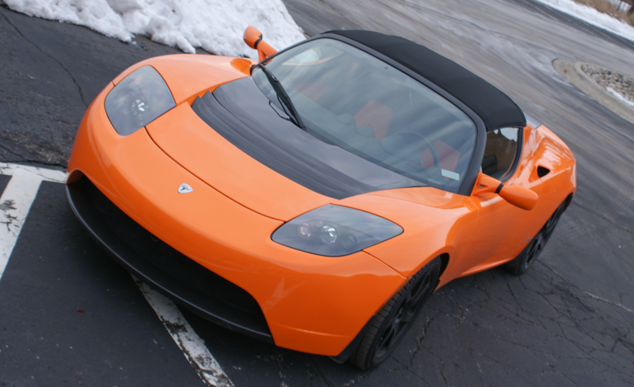 Tesla Roadster Sport photo 14