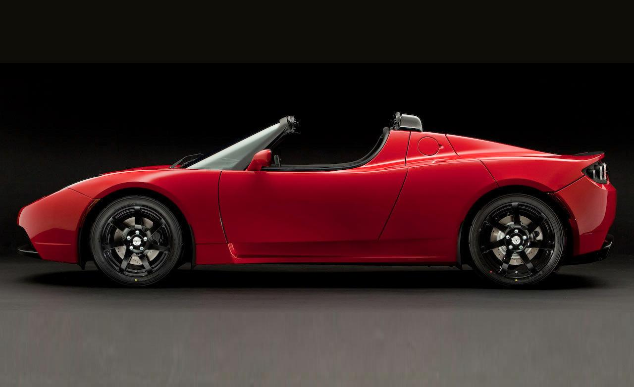 Tesla Roadster Sport photo 16