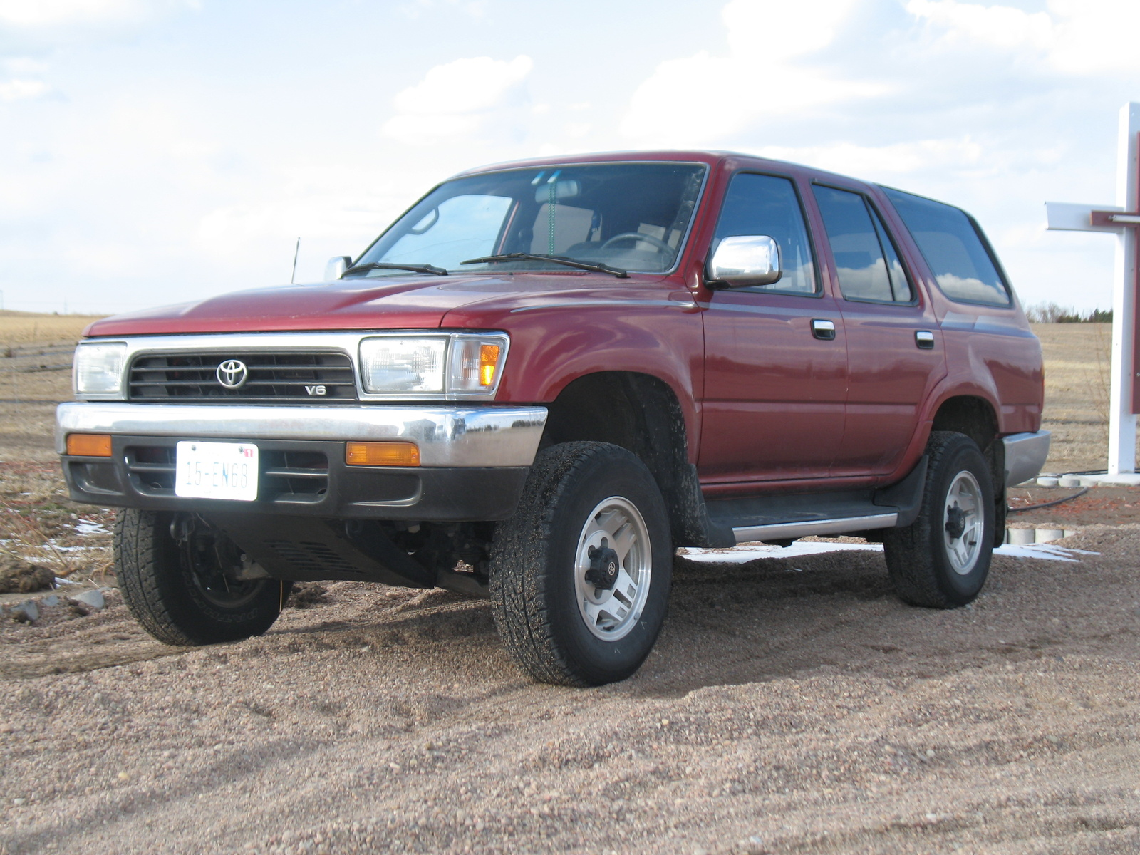toyota 4 runner photos 17 on better parts ltd. Black Bedroom Furniture Sets. Home Design Ideas