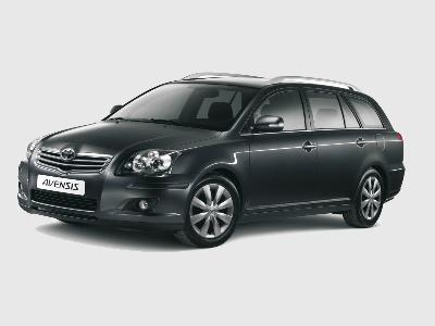Toyota Avensis 2.0 D-4D photo 01