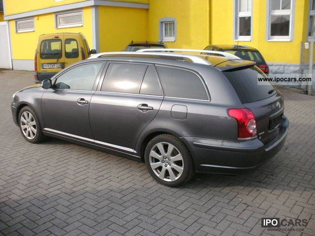 toyota avensis combi travel photos 3 on better parts ltd. Black Bedroom Furniture Sets. Home Design Ideas