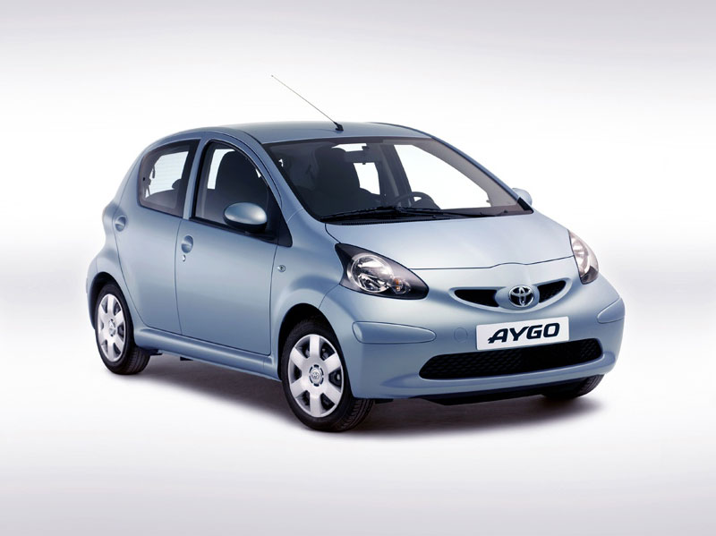 Toyota AYGO photo 05