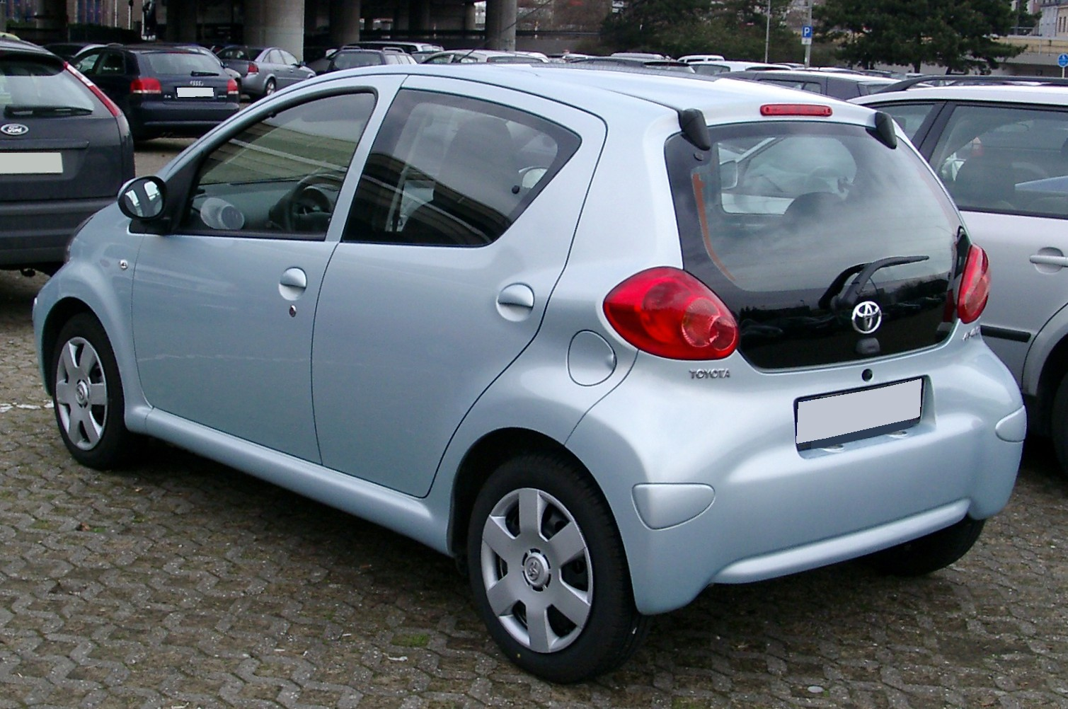 Toyota AYGO photo 07