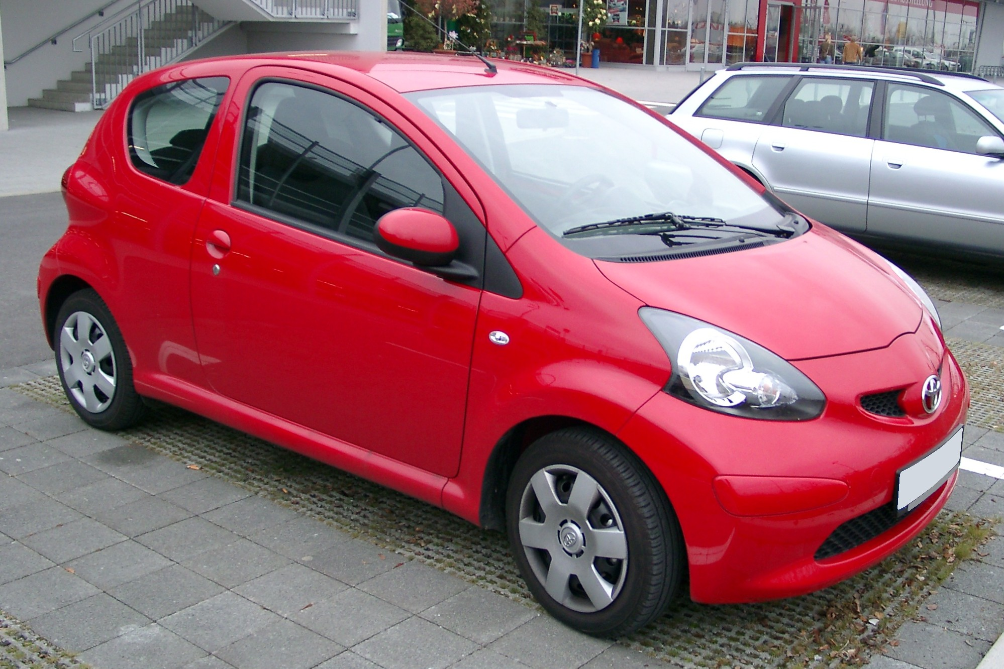 Toyota AYGO photo 08