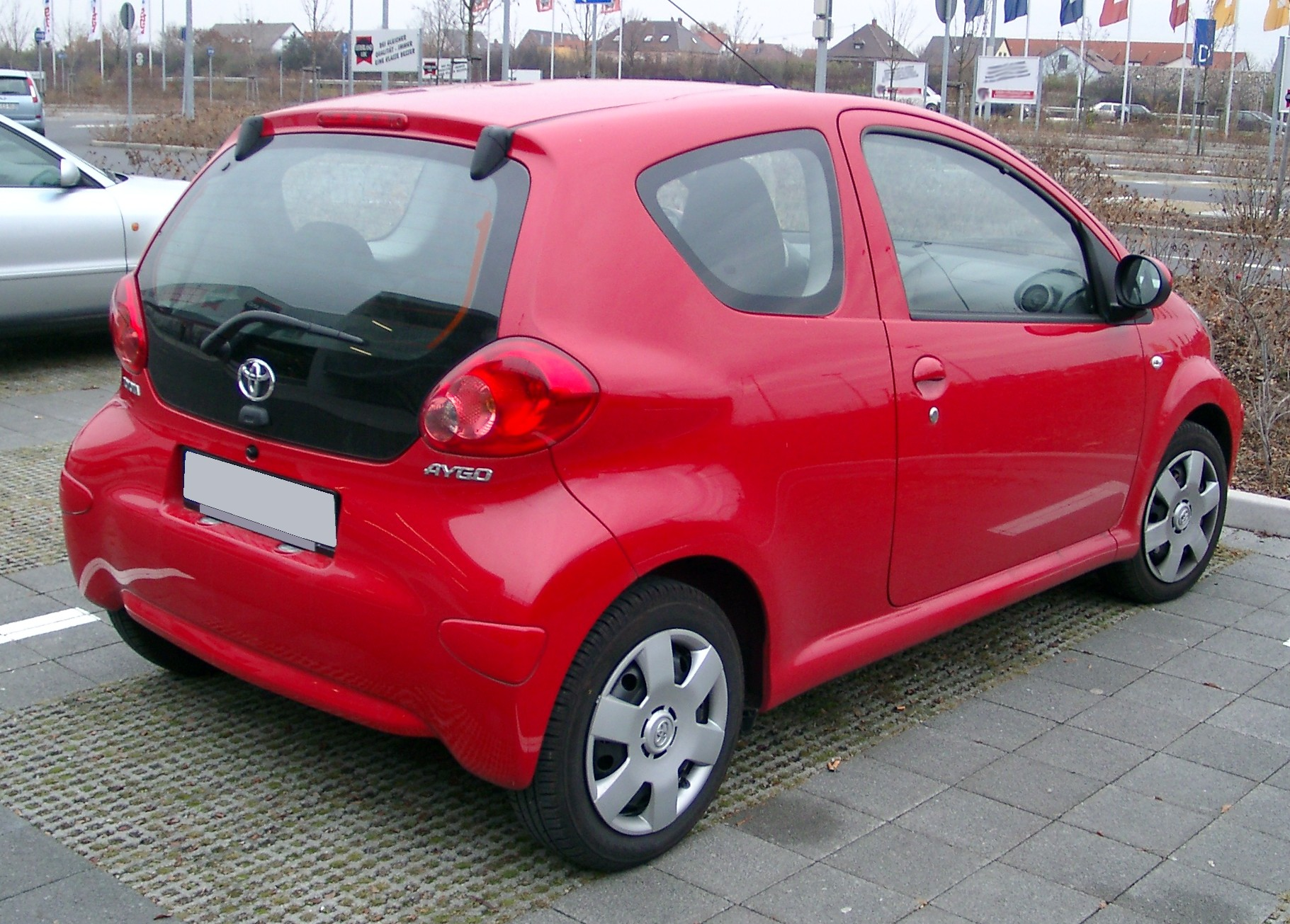 Toyota AYGO photo 14