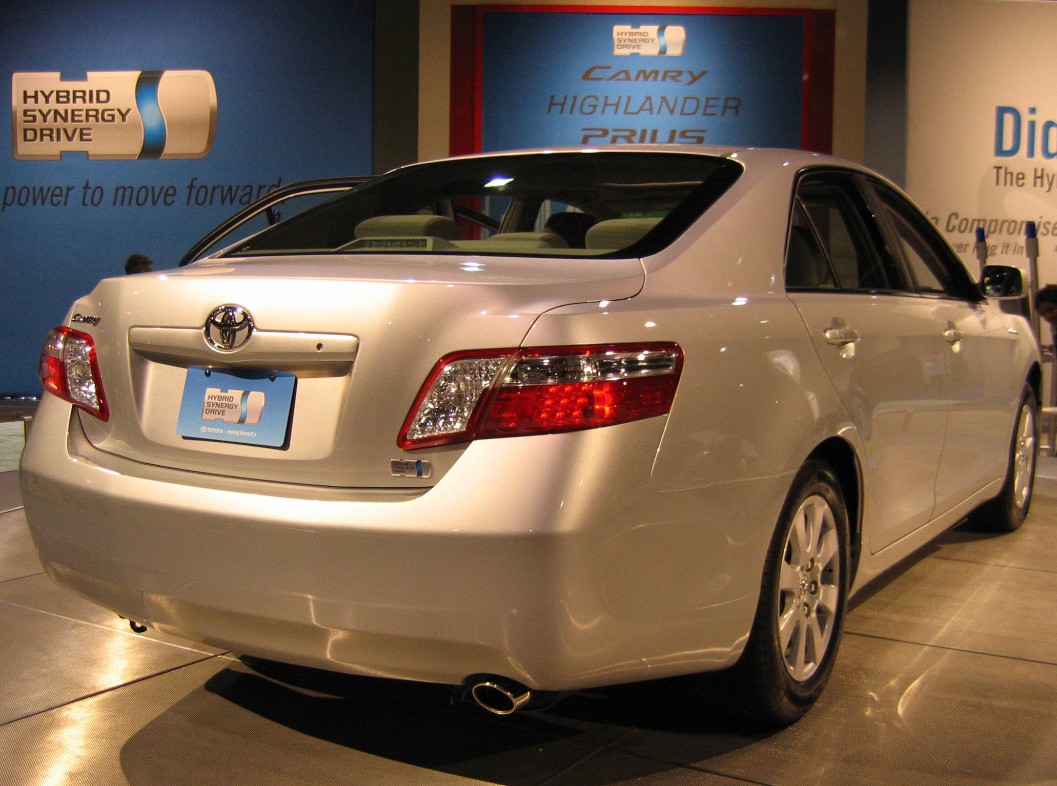 Toyota Camry image #2