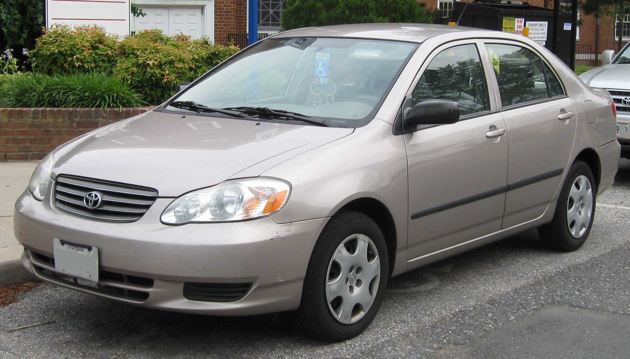 Toyota Corolla photo 15