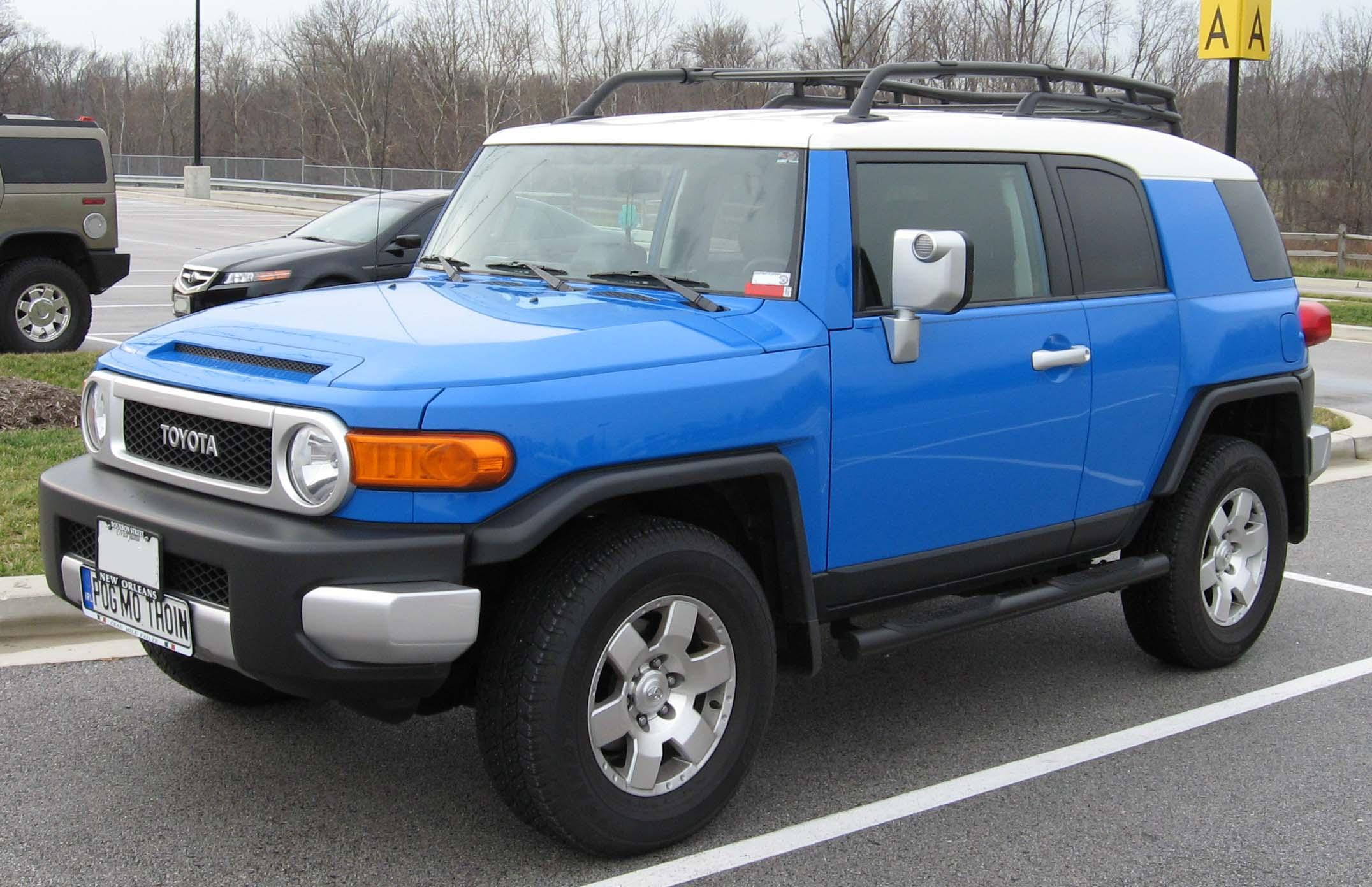 Toyota FJ Cruiser photo 02