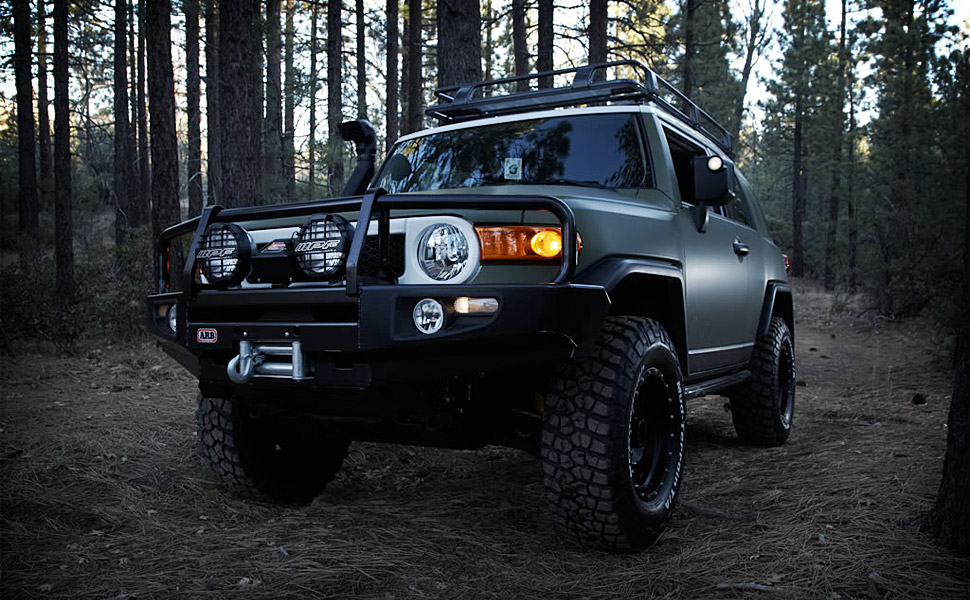 Toyota FJ Cruiser photo 03