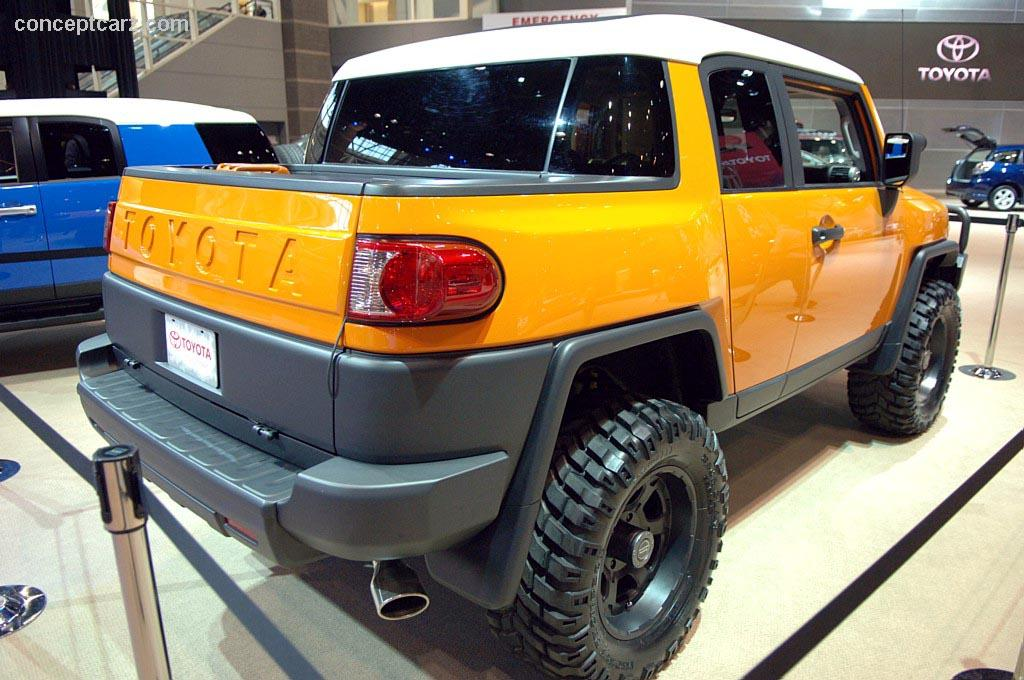 Toyota FJ Cruiser photo 05