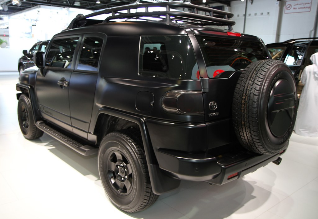 Toyota FJ Cruiser photo 13