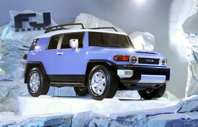 Toyota FJ Cruiser photo 14