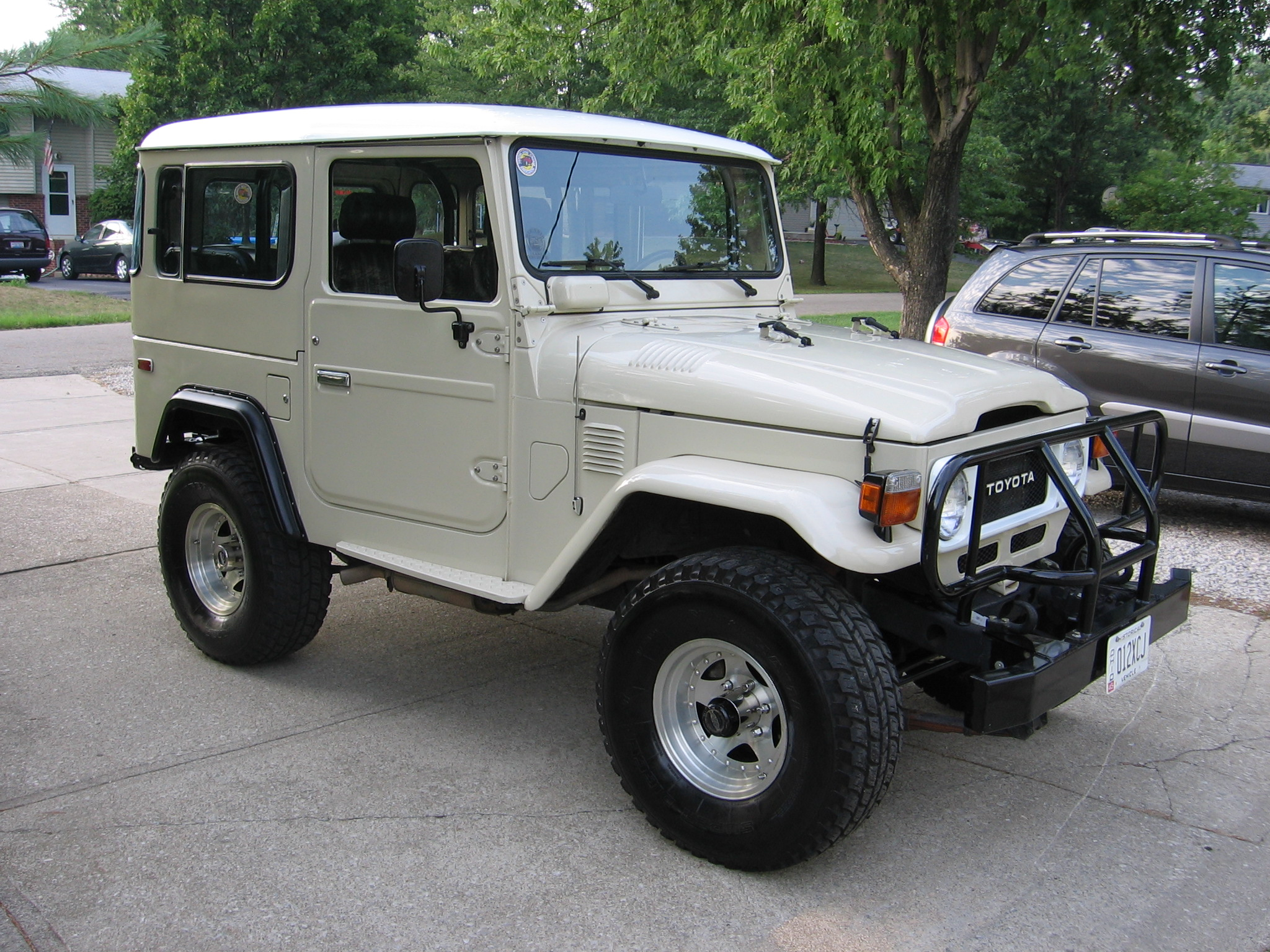 Image result for FJ40