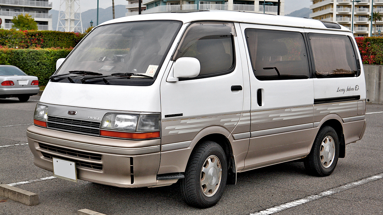 Toyota Hiace photo 03