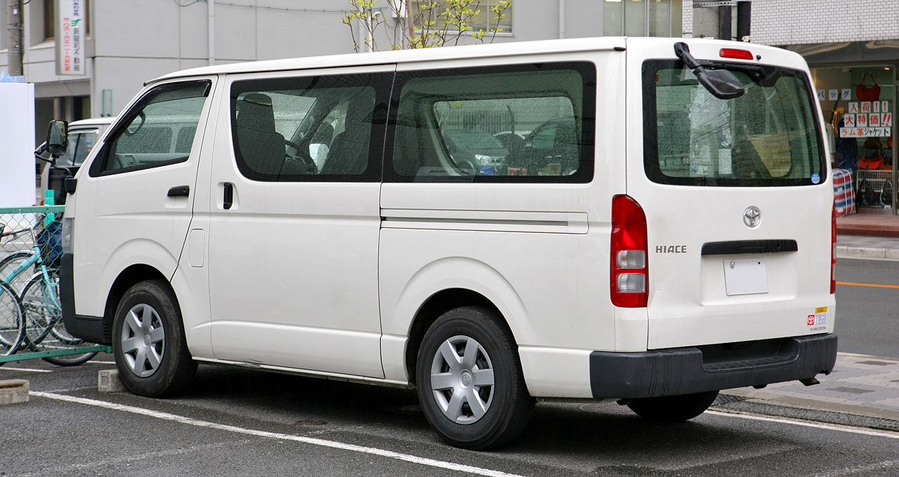 Toyota Hiace photo 04