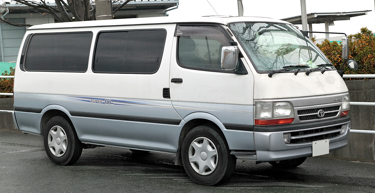 Toyota Hiace photo 11
