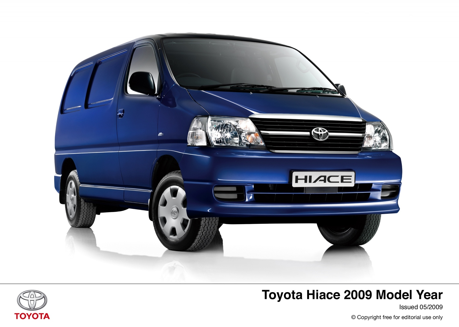 Toyota Hiace photo 13