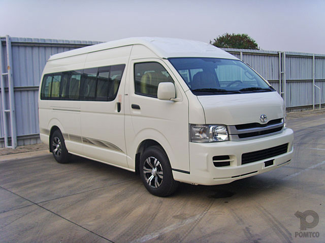 Toyota Hiace photo 17