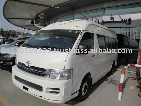 Toyota Hiace GL photo 08