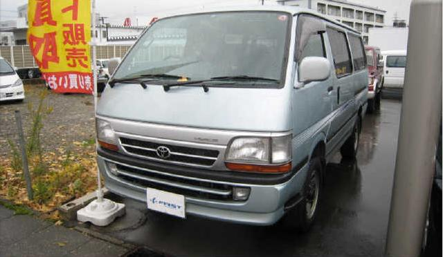 Toyota Hiace GL photo 14