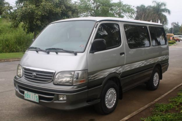 Toyota Hiace GL photo 15