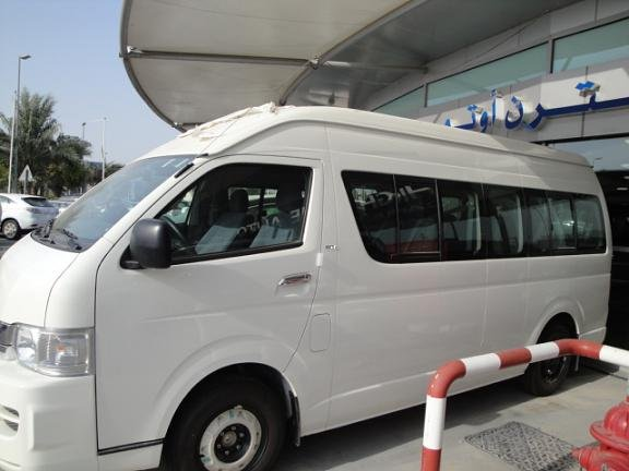 Toyota Hiace GL photo 17