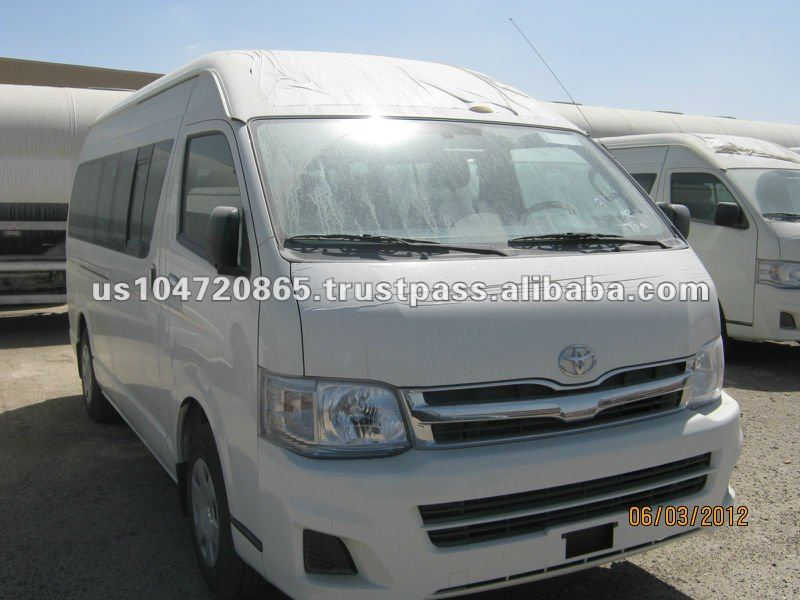 Toyota Hiace GL photo 18