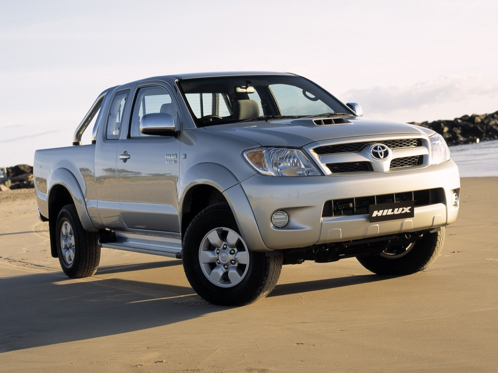 Toyota Hilux photo 01